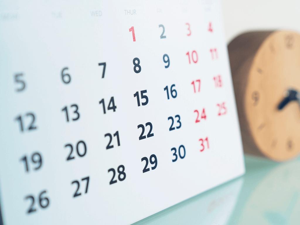 Áfa teljesítés időpontja